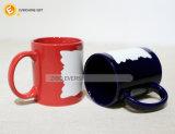 керамическая кружка 330ml с логосом Custome