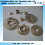 Bastidores perdidos de /Brass del bronce del bastidor de la cera con trabajar a máquina del CNC
