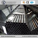 La meilleure pipe Q195 en acier recuite noire ronde de vente