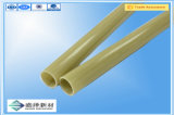 FRP Pultrusion Round Tube / Fiberglass Pipe / FRP Round Hollow Tube