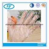 Одноразовые перчатки из полимера для очистки садоводство медицинский кабинет с помощью