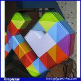 Affichage de forme de coeur de la signalisation extérieure (GD-CLG)