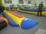 Barco de plátano el pontón del PVC de Liya los 3-7m 0.9m m Corea Inflabed (BA390)