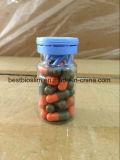 환약 회색 주황색 체중 감소 캡슐을 체중을 줄이는 개인 상표 Adipessum