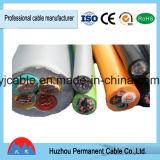 Los aparatos eléctricos y cables de alimentación y cables Rvv