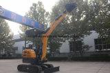 mini excavatrice du poids 2000kg avec Yanmar