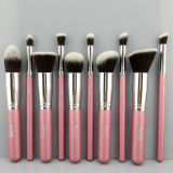 10pcs conjunto de cepillos de maquillaje Moda Mujer (HERRAMIENTA-36)