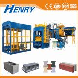 Qt4-20 automatique machine à fabriquer des briques de ciment, machine à fabriquer des blocs de béton finisseur creux en machinerie de construction