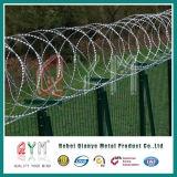 Загородка тюрьмы провода бритвы обеспеченностью Concertina/Анти--Взбирается загородка тюрьмы провода бритвы
