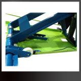 Scissor der mini doppelte hydraulische Zylinder 3t Auto-Hebevorrichtung für Verkauf