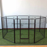 Hochwertige China-Zubehör-Arten-Typen Haustier-Rahmen-HundePlaypen
