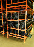 Долговечные порошковые покрытия складная шины для установки в стойку