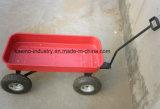Сад высокого качества ягнится фура, тележка младенца деревянная, тележка фуры инструмента (TC1801)