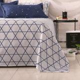 平らなシートの羽毛布団カバー枕箱が付いている安いポリエステルMicrofiberのホーム織物の寝具の一定のコレクション