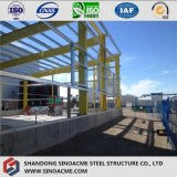 Estructura de acero movibles para almacén