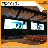 Schermo di visualizzazione del LED di colore completo P6 di alta luminosità di Intdoor