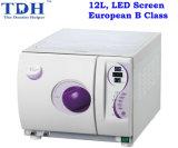 12L europäisches B Class LED Dental Autoclave (SEA-12L-B-LED)