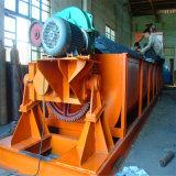 Beneficationまたは洗浄ミネラルプロセス、鉄の金属の螺線形ねじ助数詞