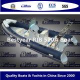 Bateau gonflable rigide par Rib520un modèle