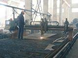 Grand poteau en acier galvanisé
