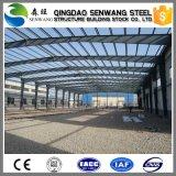 Costruzione prefabbricata della struttura d'acciaio per l'ufficio del gruppo di lavoro del magazzino in Africa