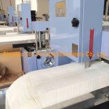 tissus de serviette de 230mm faisant la machine se pliante
