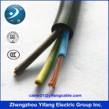 Câble de Vvg 3*2.5 pour 0.66 ou 1.0 kilovolt