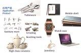 Macchina di rivestimento per il prodotto sanitario del lavoro del mestiere articoli per la tavola/della ceramica Artware/