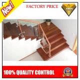 Escalera de acero inoxidable Barandilla para exteriores e interiores