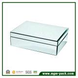 2017 Caja de joyería de cristal medio de alta calidad