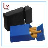 Крышка пакета сигареты силикона тавра OEM многоразовая