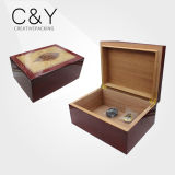 Custom Matte Lacquer Céramique en cèdre en bois