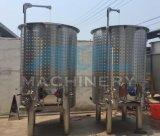 cuba de fermentación de acero inoxidable/Fermentor para la producción de vino tinto (ACE-FJG-8J)