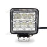 indicatore luminoso ausiliario del lavoro dell'automobile di 9-32V 3inch 18W LED