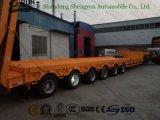 de Semi Aanhangwagen van de Lading van de Aanhangwagen 30-100t Lowbed