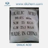 dihydrate C2H2O4.2H2O de l'acide 99%Min oxalique
