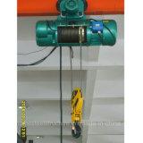 Utilice la grúa de 5t 10t de una sola viga de la tienda con la grúa eléctrica