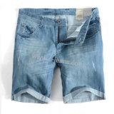 Men's Short Denim Jeans con precio al por mayor (CFJ021)
