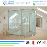 12mm 1/2 Duidelijk Laag Ijzer Gehard Veiligheid Aangemaakt Glas laag-E voor de Deur van de Douche