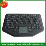 IP68 dynamisch draadloos industrieel toetsenbord met touchpad