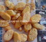 Brot-Chips/Brot-Bissen-aufbereitende Zeile
