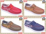 Chaussures de toile de bonne qualité pour les hommes (SD8182)