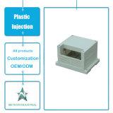 Modelagem por injeção plástica plástica personalizada do escudo do equipamento de escritório eletrônico dos produtos