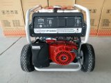 Fusindaの高品質の発電機のガソリン、Contructionのサイトのための頑丈なガソリン発電機、単一および三相
