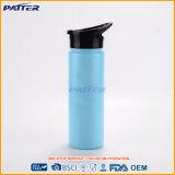 El acero inoxidable de la fábrica del precio de Fatory se divierte directo la botella de agua