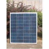 60W полимерная солнечная панель для зарядки аккумулятора 12 В