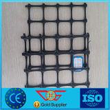 Plastic/PP двухосное Geogrid используемое для того чтобы увеличить кульверт