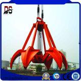 5-10 Tonnen-doppelter Träger-Laufkran mit Zupacken-Wanne