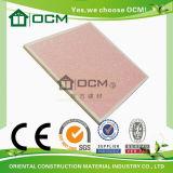 Techo ligero material de PVC laminado Panel de techo