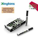 Cigarette électronique remplaçable en gros vide pour le pétrole de Cbd
